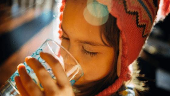 пиене на вода